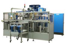 Vollautomatische HF Schweißmaschine für Wärmetauscher