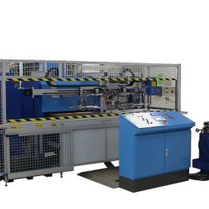Volautomatische HF vormmachine voor transparante verpakkingen