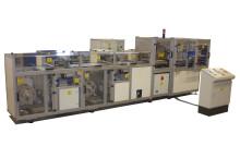 Vollautomatischer HF Schweiß-Montage-Automat für Luftbalgen