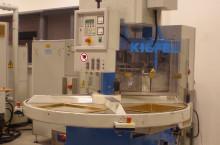 Machine à souder HF Kiefel KDT 50/35 G 8000 Sd-D à plateau tournant 4 stations