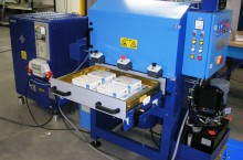 Manual HF welding machine Kiefel 4kW-15kN