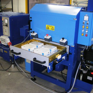 Manual HF welding machine Kiefel 4kW-15kN