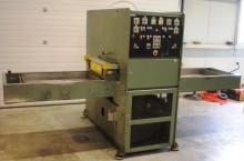 HF lasmachine met 2 schuiftafels 8kW-25kN