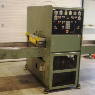 HF Schweißmaschine mit 2 Schiebetische 8kW-25kN