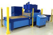 Kiefel HF welding machine 30kW-100kN