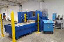 Kiefel HF welding machine 50kW-200kN