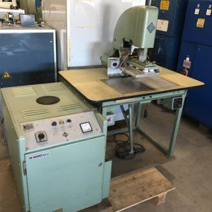 Hand-operated HF welding machine Kiefel KF 300 – G1200SD-D