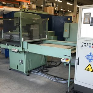 Automatic HF welding machine Kiefel KH2000 – G8000SdD