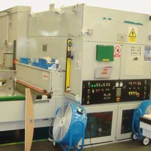 Fruchtling Trumpf 80000 HF welding machine type HFK80K27