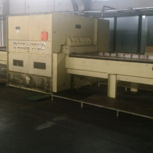 Herfurth Trumpf 45000 HF welding machine