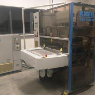 Automatische HF lasmachine Kiefel KST 70/40 – G4000Sd