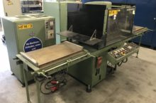 Handbediende HF lasmachine Kiefel KH1000-G4000Sd